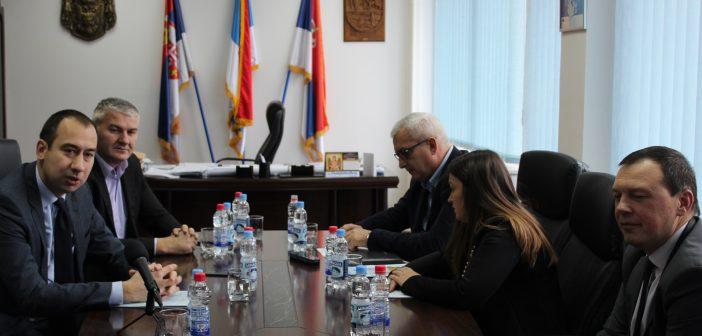 Секретар Вук Радојевић посетио Кулу