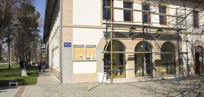 Rekonstrukcija Doma kulture u Kruščiću