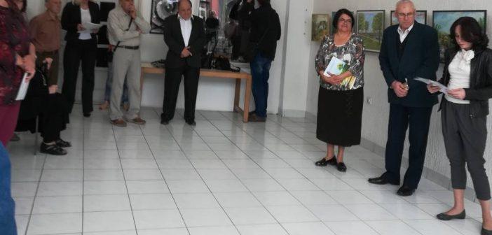 Отворена изложба радова са Ликовне колоније инвалида рада Војводине и ликовне колоније у организацији инвалида рада Кула