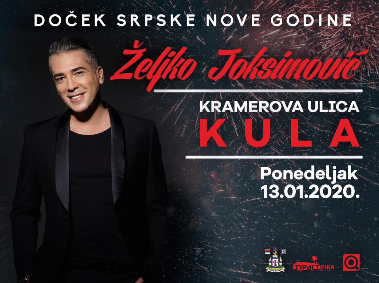 ZELJKO JOKSIMOVIC 2020 BLACK FB