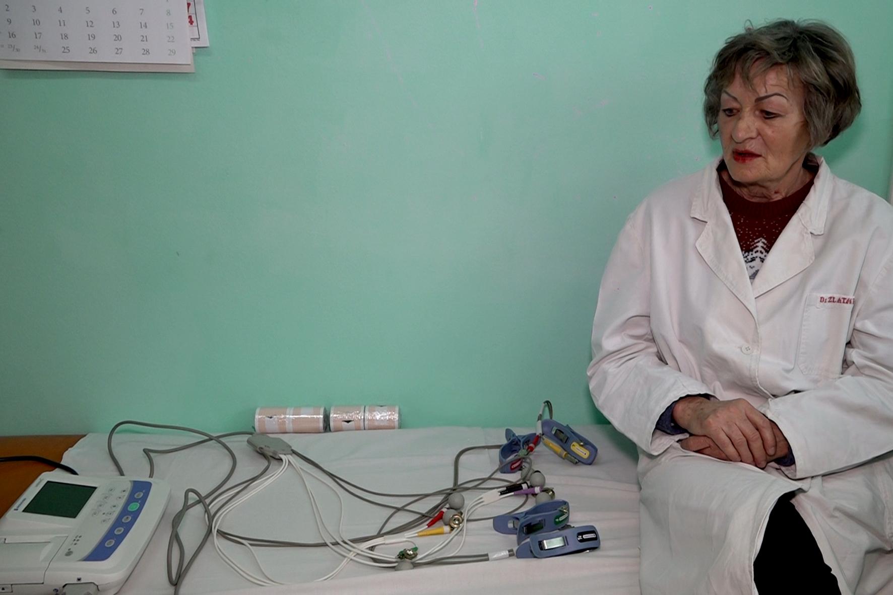 novi EKG Ruski Krstur